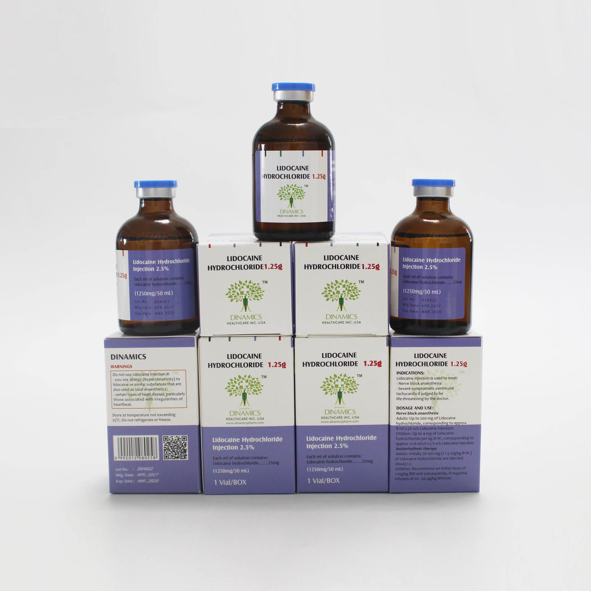 Lidokaiinihydrokloridi